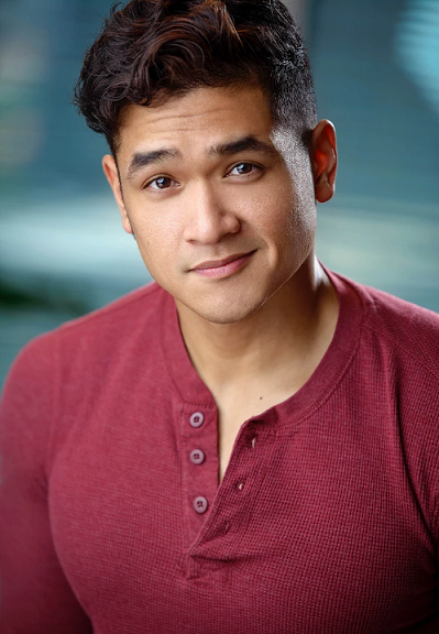 His parents both come from Zamboanga, but they met in Florida.