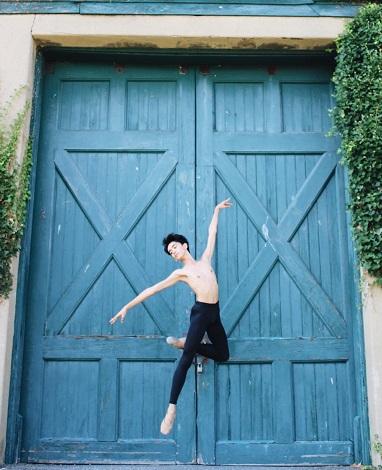 Raye Vince Pelegrin. Photos by Erica Wolf/ ABT