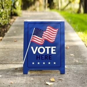 vote here use