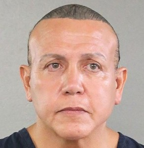 News reports allege that pipe bomb suspect Cesar Sayoc is the son of an immigrant from the Philippines.