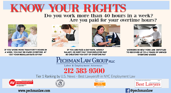 KNOW YOUR RIGHTS: Are you paid for overtime hours?